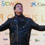 Antonio Banderas cumple su sueño teatral en Málaga