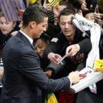 Ronaldo: sueña con convertirse algún día en estrella de Hollywood