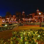 Un show de luces te espera en San Agustín,Florida