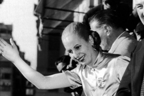 Santa Evita: se suman a la miniserie Natalia Oreiro y Ernesto Alterio