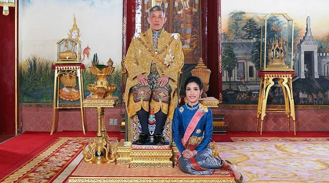 Intriga en el palacio: la desaparición de la amante del rey tiene en vilo a Tailandia