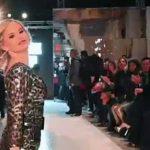 Sofía Jirau deslumbró en la semana de la moda de Nueva York