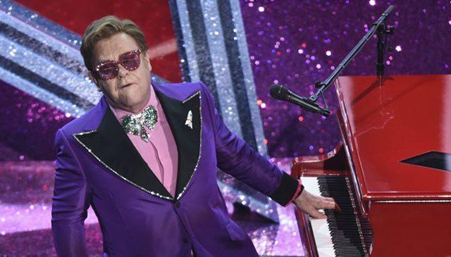 Elton John ofrece concierto como antídoto contra la crisis emocional causada por el coronavirus