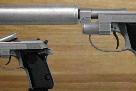 Roban en Londres pistolas que usó el super agente 007