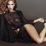Jennifer Lopez aislada y trabajando desde casa debido al COVID-19