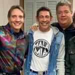 Ex Menudos en concierto: 'Súbete a mi moto' en Miami
