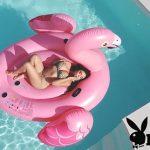 La modelo colombo-venezolana Mariana Herazo, portada de «Playboy España»