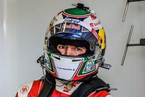 Alista todo Memo Rojas para arrancar temporada en la European Le Mans