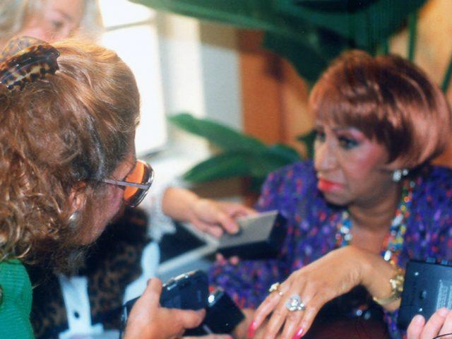 Celia Cruz:Fotos de archivo