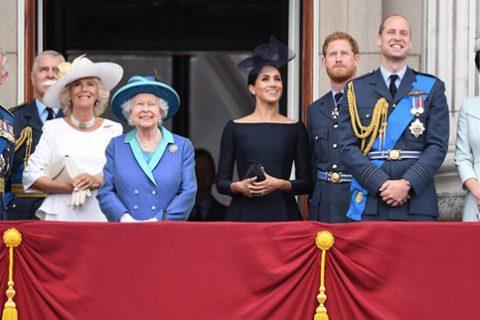 Familia real británica enfrentará un déficit de 45 millones de dólares debido al COVID-19