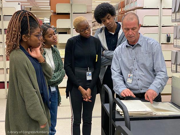 La biblioteca más grande del mundo, comprometida con la diversidad