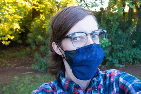 Universidades diseñan nuevas e inventivas mascarillas contra COVID-19