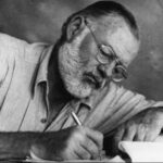 Ernest Hemingway en una serie y un documental