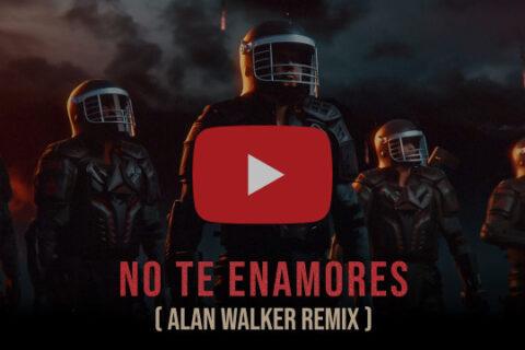 """MILLY  UNE A PODEROSOS TALENTOS LATINOS PARA EL LANZAMIENTO DE  """"NO TE ENAMORES (ALAN WALKER REMIX)"""""""