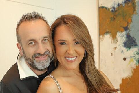 Tanya Charry, de «El Gordo y La Flaca» (Univisión), se casa con el productor Sebastián Jiménez