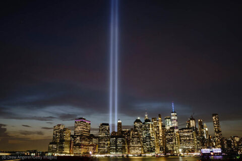 Los estadounidenses de todo el país recuerdan el 11 de Septiembre