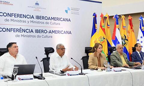 Las ministras y los ministros de Cultura de Iberoamérica